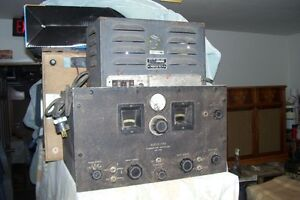 ASSORTED HAMM RECIEVERS SHORT WAVE RECIEVERS MOSTLY TUBE TYPE London Ontario image 4
