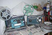 GENERAL PRECISION GRAFLEX 16MM FILM ROJECTOR 1970S
