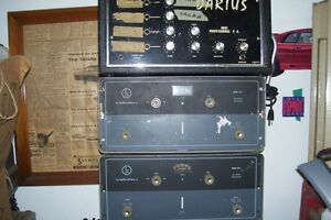 ASSORTED HAMM RECIEVERS SHORT WAVE RECIEVERS MOSTLY TUBE TYPE London Ontario image 2