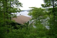 PONHOOK LAKEFRONT email-call 902-212-2725 Booking Now for 2014