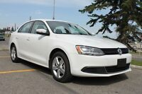 2013 Volkswagen Jetta TDI Leather/S Roof
