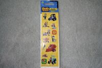 BRAND NEW - BOB THE BUILDER STICKERS