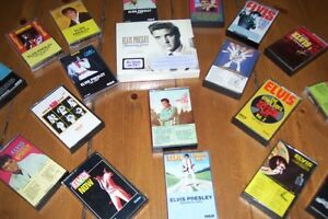 ELVIS COLLECTIBLE RCA PRODUCED CASSETTS IN NEW CONDITION London Ontario image 3