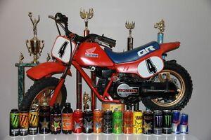 1984 QR50 Honda Motocross d'origine. pour COLLECTIONNEUR