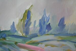 """Beautiful Oil Paintings """"AFTER THE STORM"""" signed by artist Gatineau Ottawa / Gatineau Area image 3"""