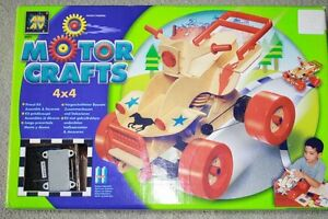 BRAND NEW - Motor Crafts 4x4 Kit