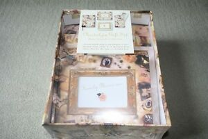BRAND NEW Nostalgia Gift Set Photo Keepsake Collection