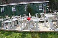Quality Concrete Lawn and Garden Ornaments - Bridgewater