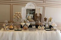 Candy buffet - For all events-fantastic Christmas party idea