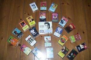 ELVIS COLLECTIBLE RCA PRODUCED CASSETTS IN NEW CONDITION London Ontario image 2