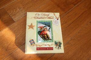 **NEW** Our Family Christmas Album, Memory Book