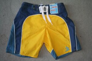 BRAND NEW - OLD NAVY SWIM TRUNKS - SIZE 3
