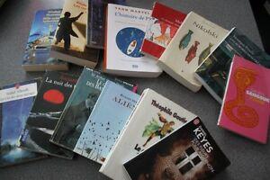 Livres en français et anglais - classiques secondaire et CEGEP West Island Greater Montréal image 2