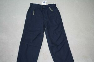 HALF PRICE - BRAND NEW - GAP NAVY PANTS - SIZE 3