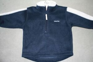 BRAND NEW BABY GAP FLEECE SHIRT