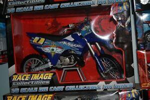Die-cast, Motocross Mike METZGER réduit. FIGURINE. LIVRAISON Québec City Québec image 1