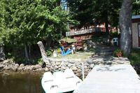 Affordable Summer Rentals on Lk. Kashagawigamog Spring Specials