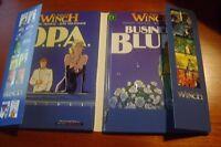 """bande dessinée COFFRET """"largo winch"""" de 2 volumes"""