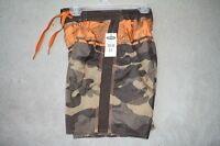 BRAND NEW - CAMOUFLAGE OLD NAVY SWIM TRUNKS - S 6/7