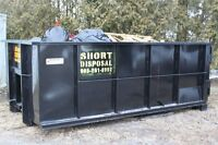 Short Disposal Ltd. Waste, Garbage,Junk, Rubbish, Trash, Scrap