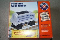 BRAND NEW - NEXT STOP COAL TENDER - LIONEL TRAINS