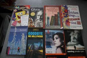 Livres en français et anglais - classiques secondaire et CEGEP West Island Greater Montréal image 3