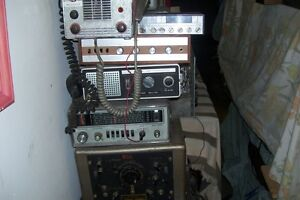 ASSORTED HAMM RECIEVERS SHORT WAVE RECIEVERS MOSTLY TUBE TYPE London Ontario image 6