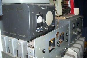 ASSORTED HAMM RECIEVERS SHORT WAVE RECIEVERS MOSTLY TUBE TYPE London Ontario image 5