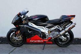 2009 Aprilia RSV1000r V-Twin Superbike in very good condition