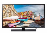 """Samsung HG48EE470SK 48"""" Full HD 1080p LED Commercial TV IN BOX WITH REMOTE AND STAND"""