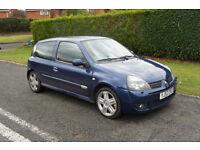 2004 Renault Clio 172 Sport *** 92K Miles, 10 Months MOT No Advisories***