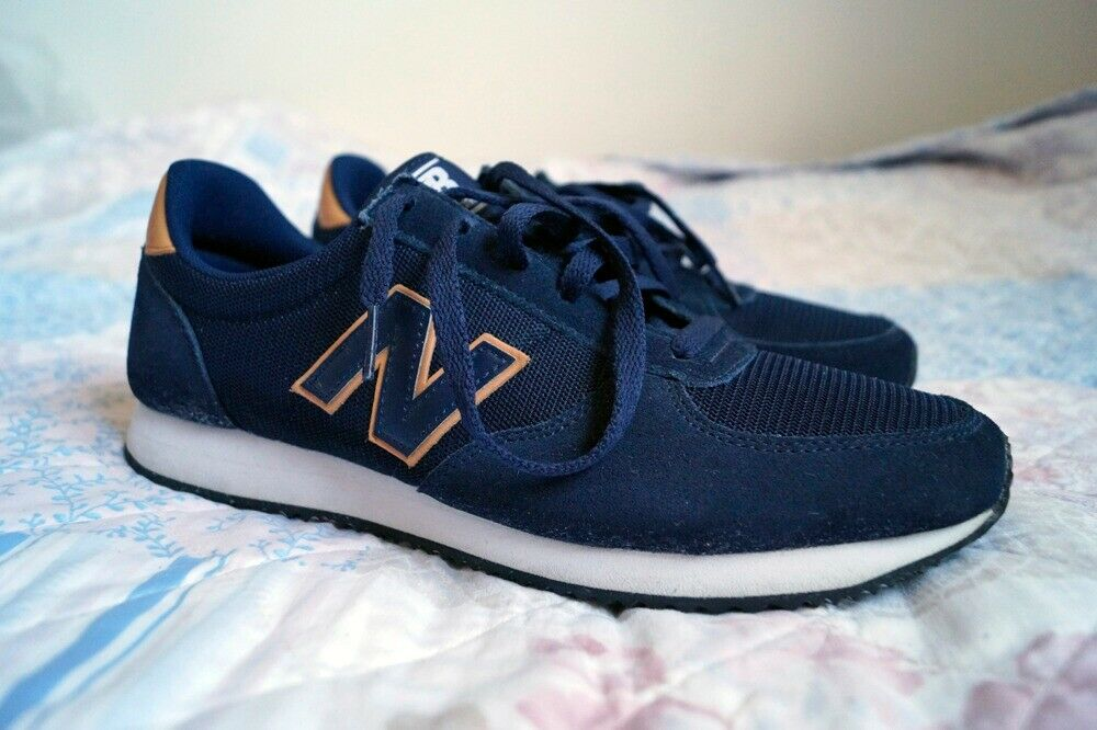 8b5b1301f04 New Balance U220NA Men's Trainers (UK 9.5 /EU 44) Dark Blue - Used | in  Southampton, Hampshire | Gumtree