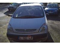 Citroen Xsara Picasso 1.6L Petrol 2002