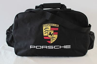PORSCHE Fashion Men/Women's Canvas Travel Satchel Shoulder Bag Backpack School