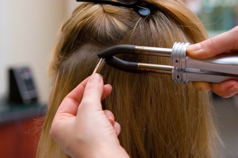Micro bond extensions hair extensions wig services gumtree hair extensions fusion bondsmicro ring nanoring pmusecretfo Images