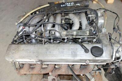 Motor ohne Anbauteile (Diesel) 603912 MERCEDES-BENZ STUFENHECK (W124) 300 D, gebraucht gebraucht kaufen  Garching