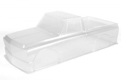 Axial 1967 Chevrolet C/10 Body .040 Uncut Clear SCX10 AX31498