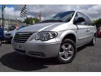 CHRYSLER GRAND VOYAGER - (silver) 2007