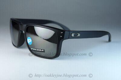 Oakley Holbrook POLARIZED Sunglasses OO9244-2556 Matte Black W/ PRIZM Black (AF)