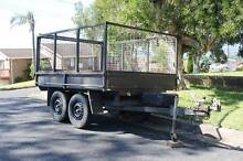 TIPPER TRAILER (Hydraulic) 2 tonne capacity. Kanahooka Wollongong Area Preview