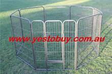 120cmH 8panel Pet Dog steel Playpen Cage pen fence Enclosure 30kg Oakleigh Monash Area Preview