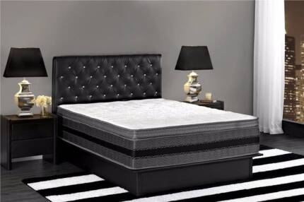 SEALY SLEEPMAKER KINGKOIL AUSIE PILLOWTOP MATTRESS UP TO 70% OFF