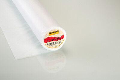 0,50m Vlieseline Original Freudenberg fixierbare Vlieseinlage H180 weiß