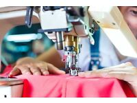 Experienced sewing machinist required for IMMEDIATE START