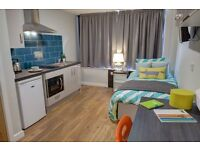 Luxury Student Studio Accommodation in Sheffield - Book Now for 2016/17