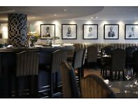Experienced Restaurant Waiting Staff - Award Winning Seafood Restaurant