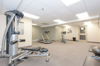 Amenity-filled building! 1, 2 and 3 BDRM rentals in Guelph!