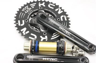 KCNC K2-Type XC-Blade Triple MTB Crankset 170&175mm, used for sale  Shipping to Canada