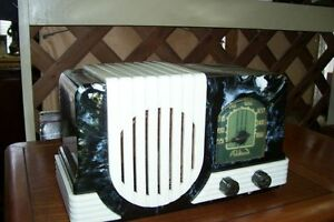 VERY COLLECTIBLE AND RARE MODEL#R5A1 ADDISON RADIO EXCEL.CONDITI London Ontario image 5