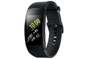 NEW Samsung Gear Fit2 Pro (Black, Small) Condtion: New, Small, Black